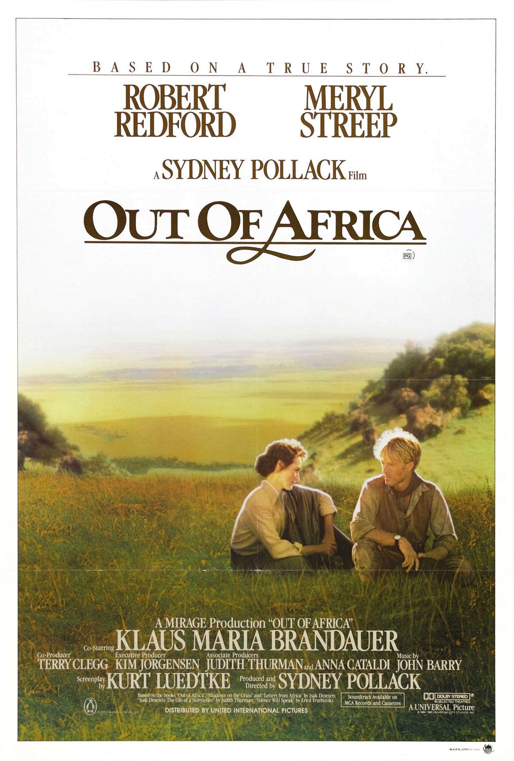 Out of Africa - IMDb